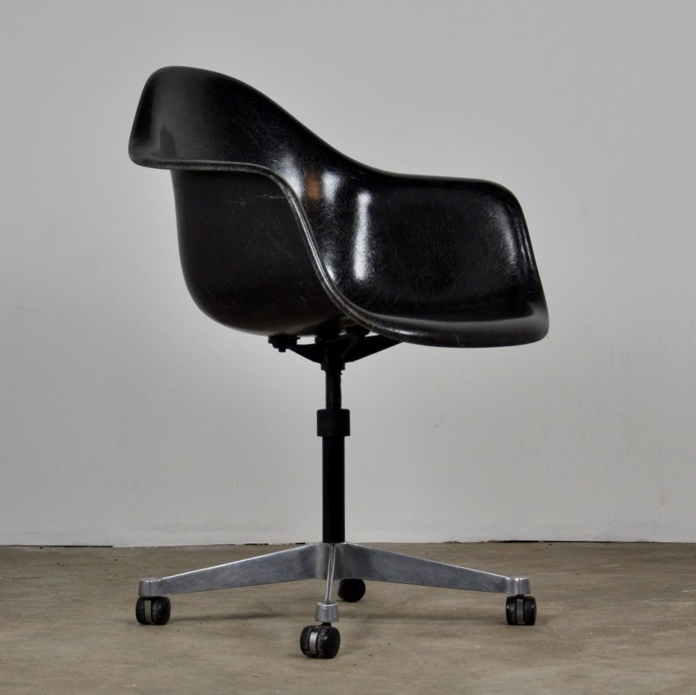 Desk chair by Charles Eames for Herman Miller, 1977