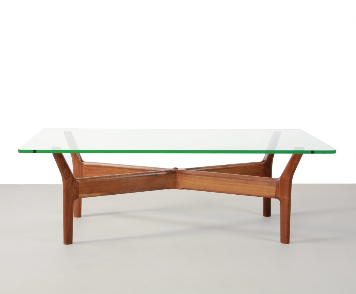 Coffee Table by Alf Svensson for Bra Bohag Sweden