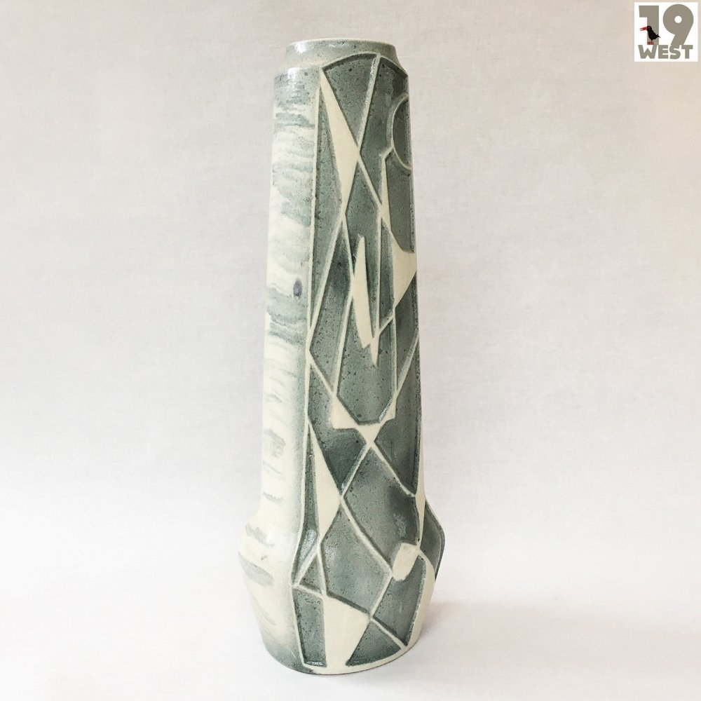 West German Pottery vase from the 1960