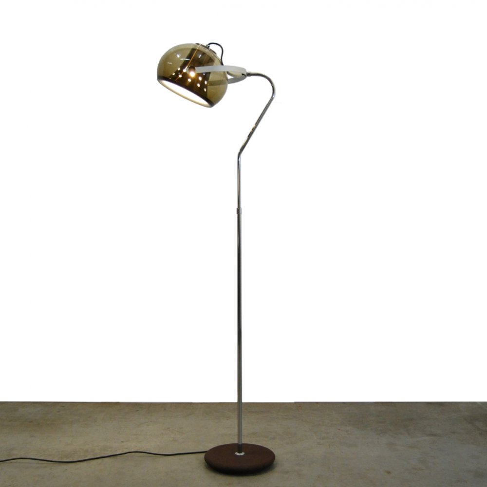 Vintage design floorlamp by Herda, 1970s