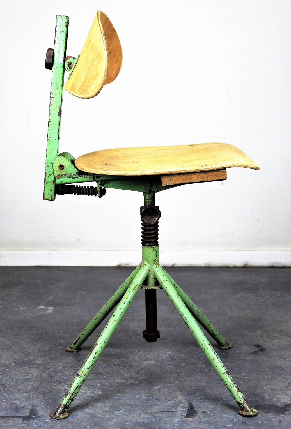 Industrial workchair, 1950s