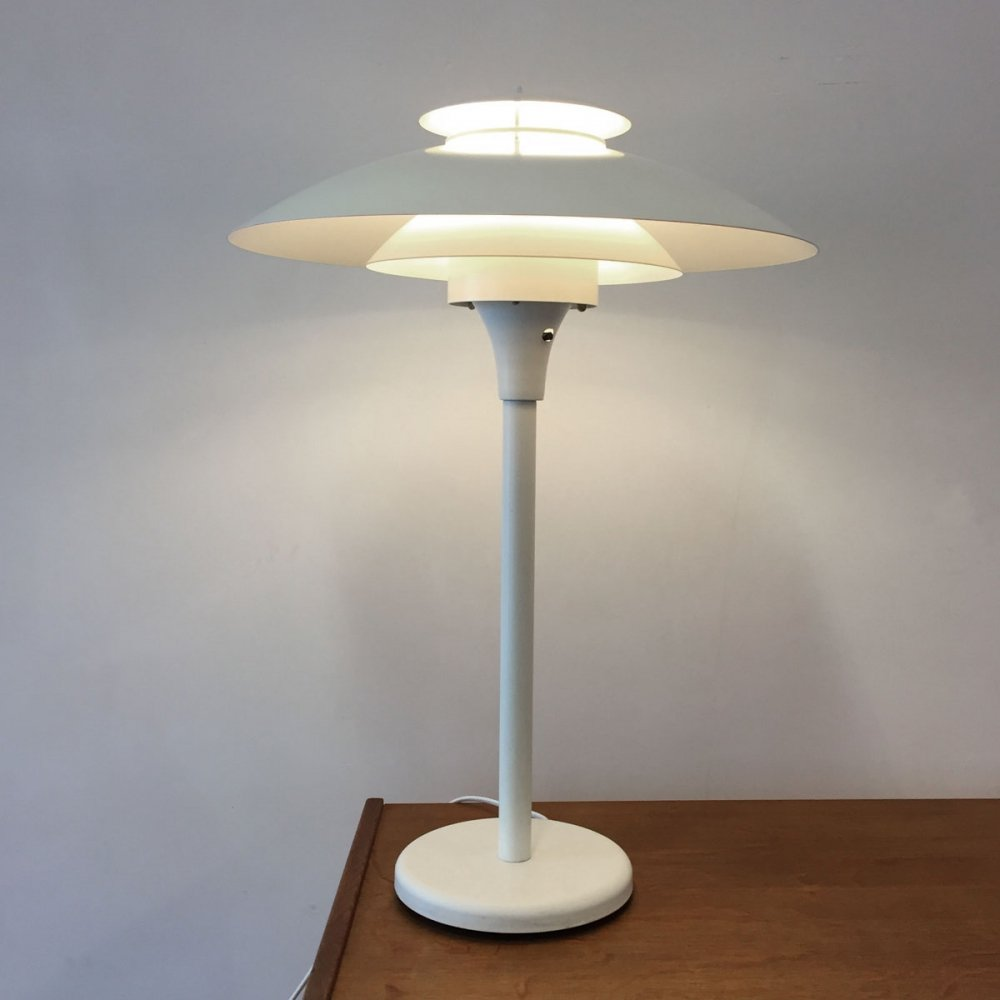 Danish desk lamp by Lyfa, 1980s