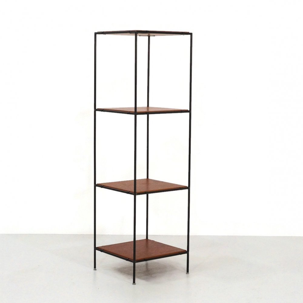 Abstracta wall unit by Poul Cadovius for Royal System, 1950s