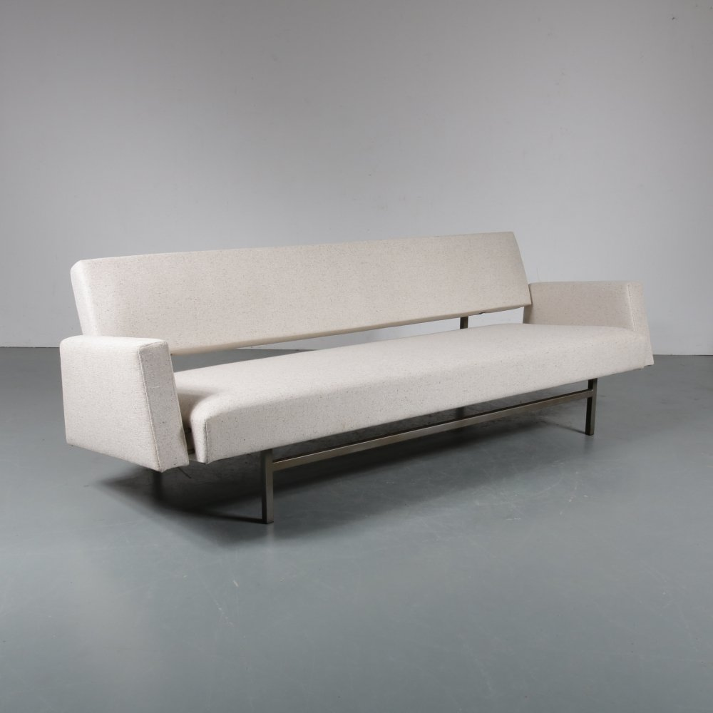 3-Seater sleeping sofa by Rob Parry for Gelderland, The Netherlands 1950s