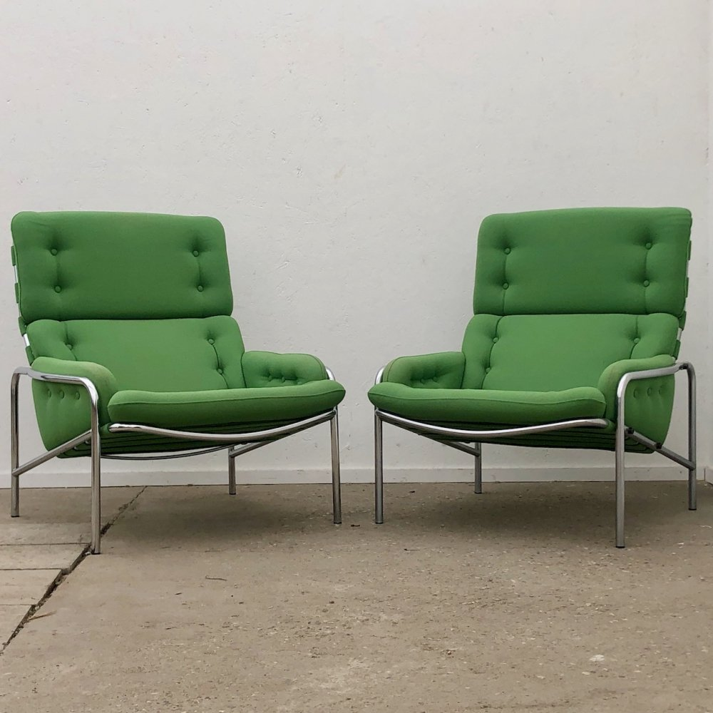 Pair of Osaka chairs by Martin Visser for