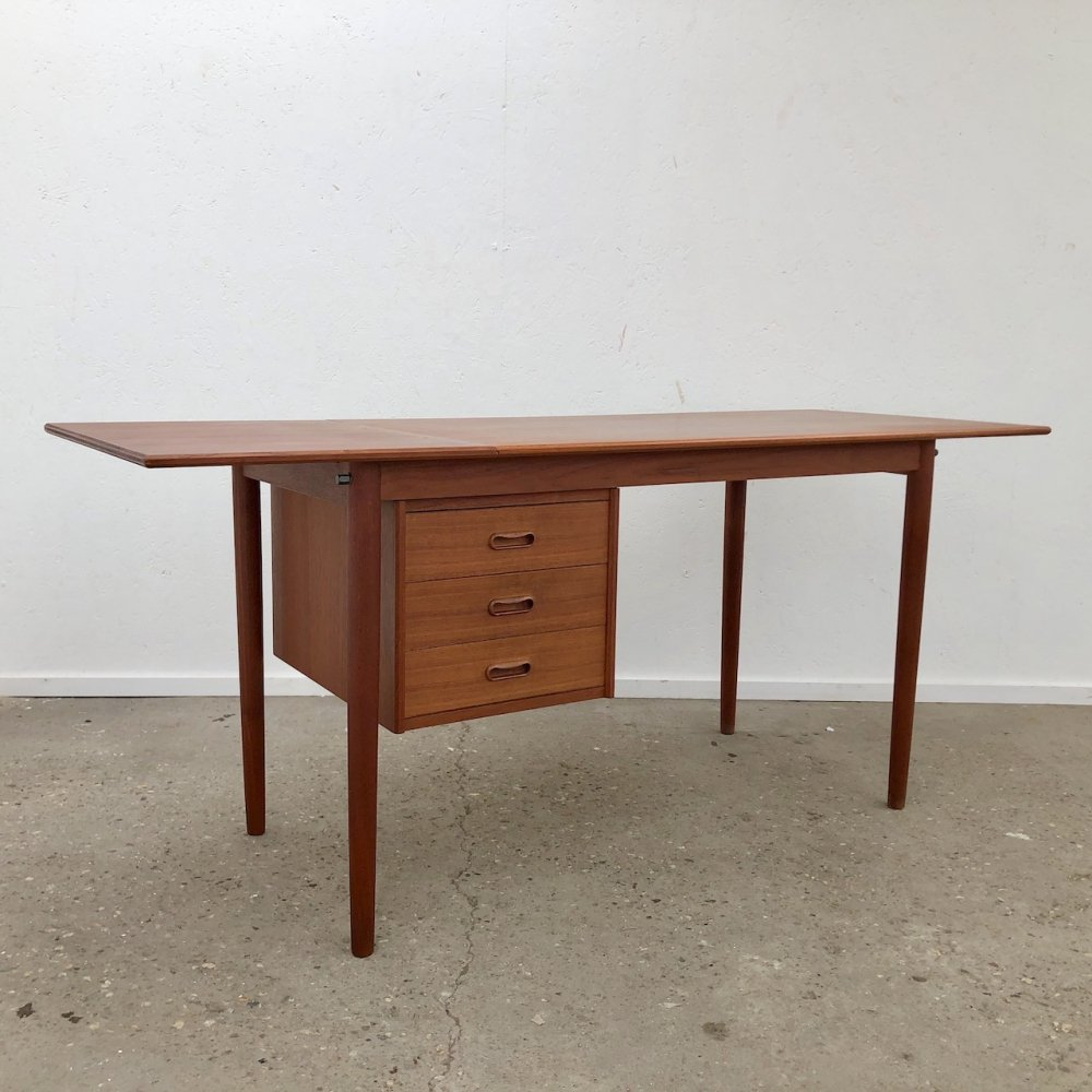 Drop leaf desk by Arne Vodder, 1960s