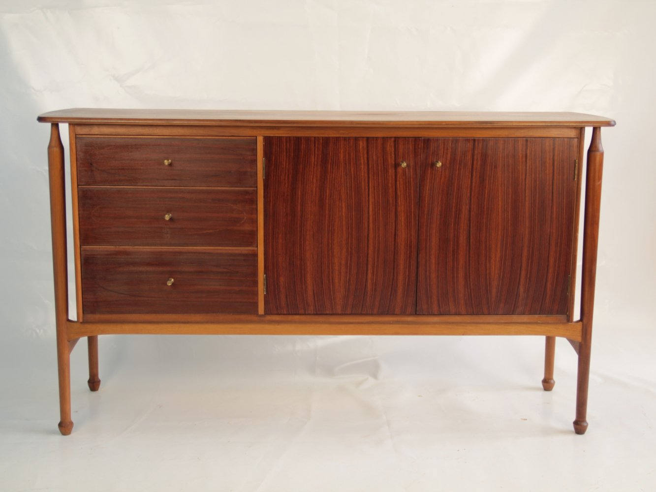 Teak Sideboard by Everest Heals, 1950s