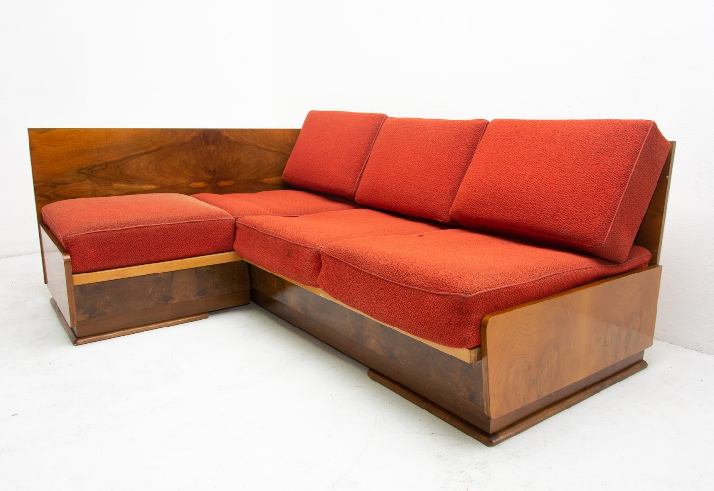 Mid Century Sofa Bed By Jindřich