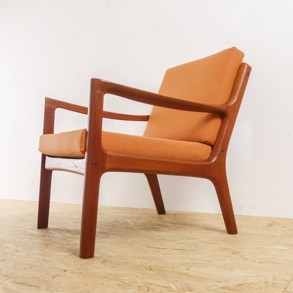 Teak Lounge chair by Ole Wanscher for France & Son