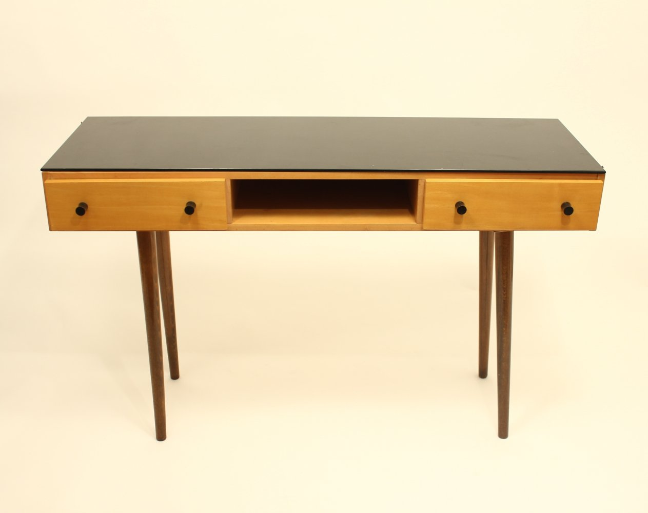 Console side table by Mojmir Pozar, 1960s