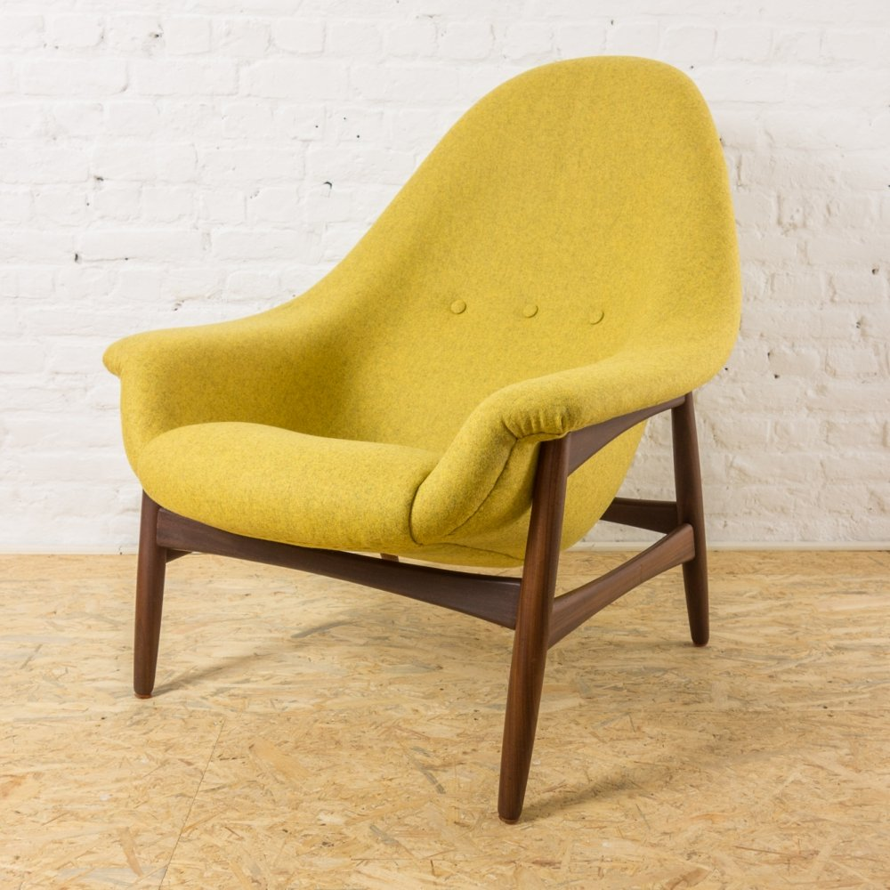 Lounge chair by Hans Olsen for Bramin