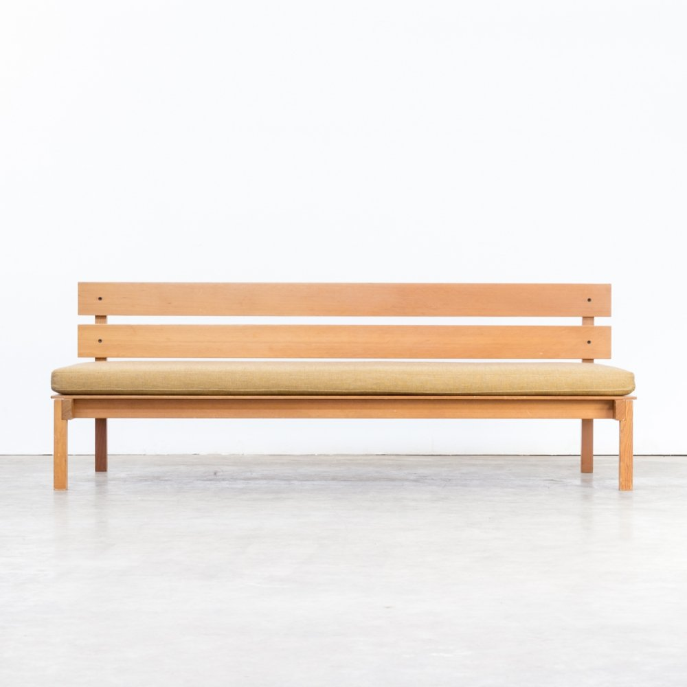Very rare daybed by Nanna Ditzel for Kolds Savværk, 1960s