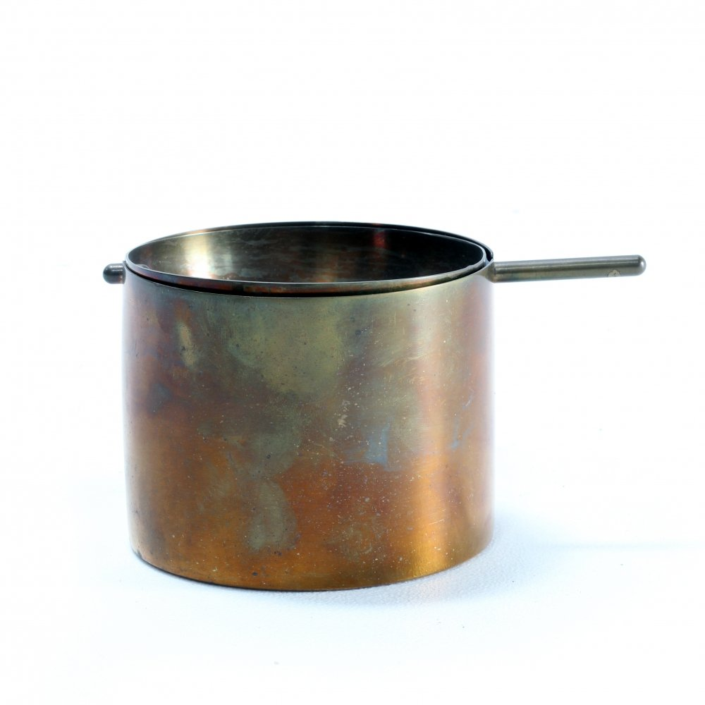 Rare First Production Tilting Ashtray by Arne Jacobsen for Stelton