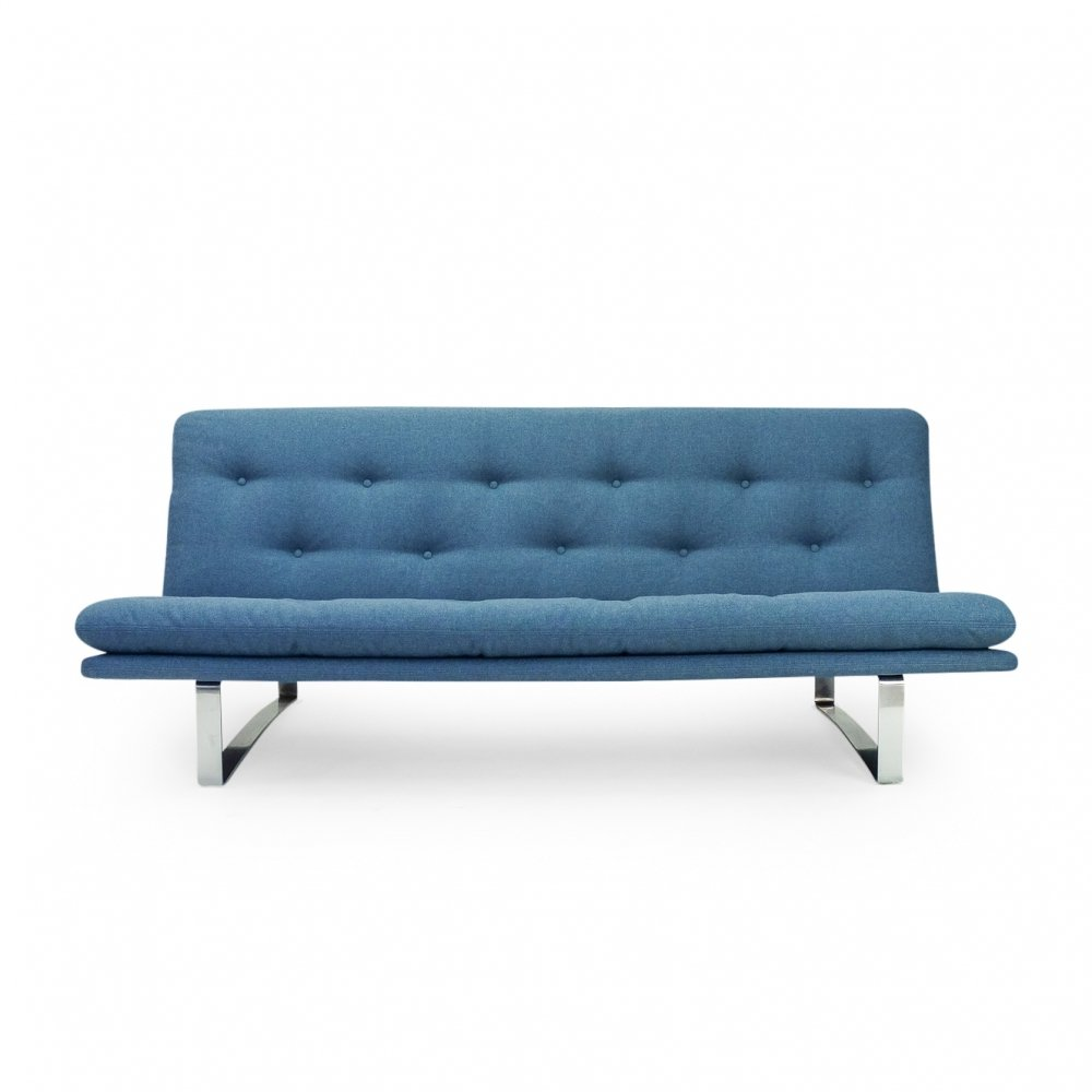 Three-Seater Sofa by Kho Liang Ie for Artifort, 1960s