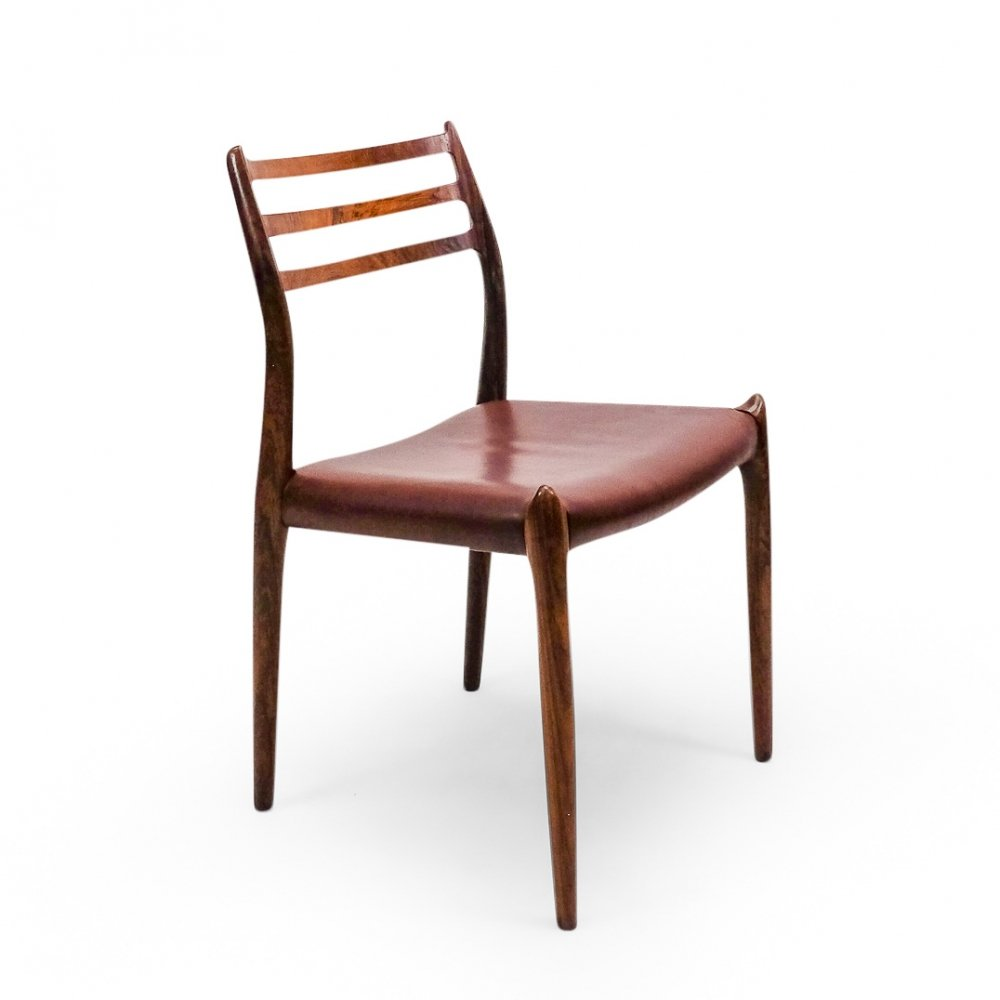 Niels Møller No 78 Chair in Rosewood