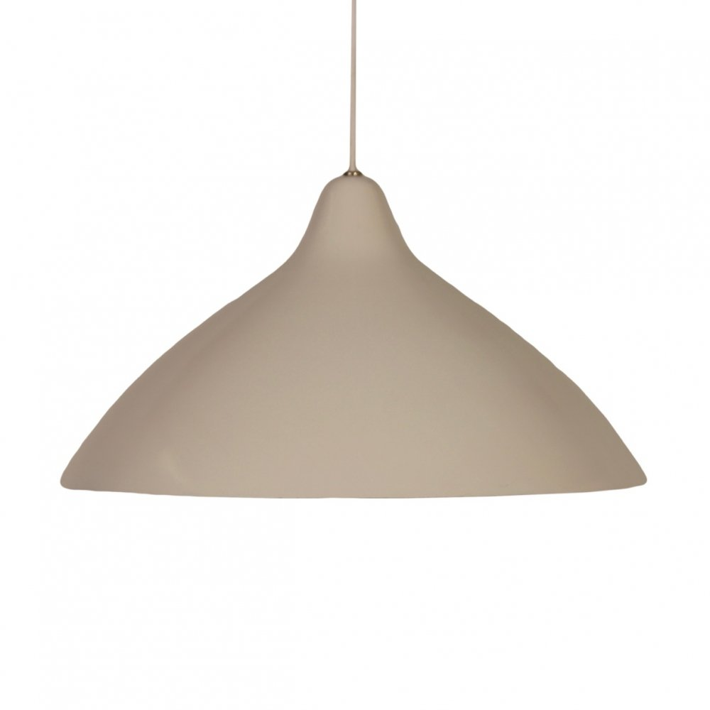 Hanging Lamp by Lisa Johansson Pape for Orno, Finland 1950s