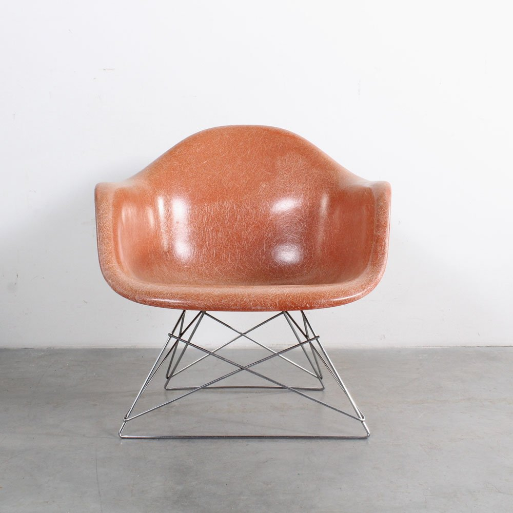 LAR arm chair by Charles & Ray Eames for Herman Miller, 1960s