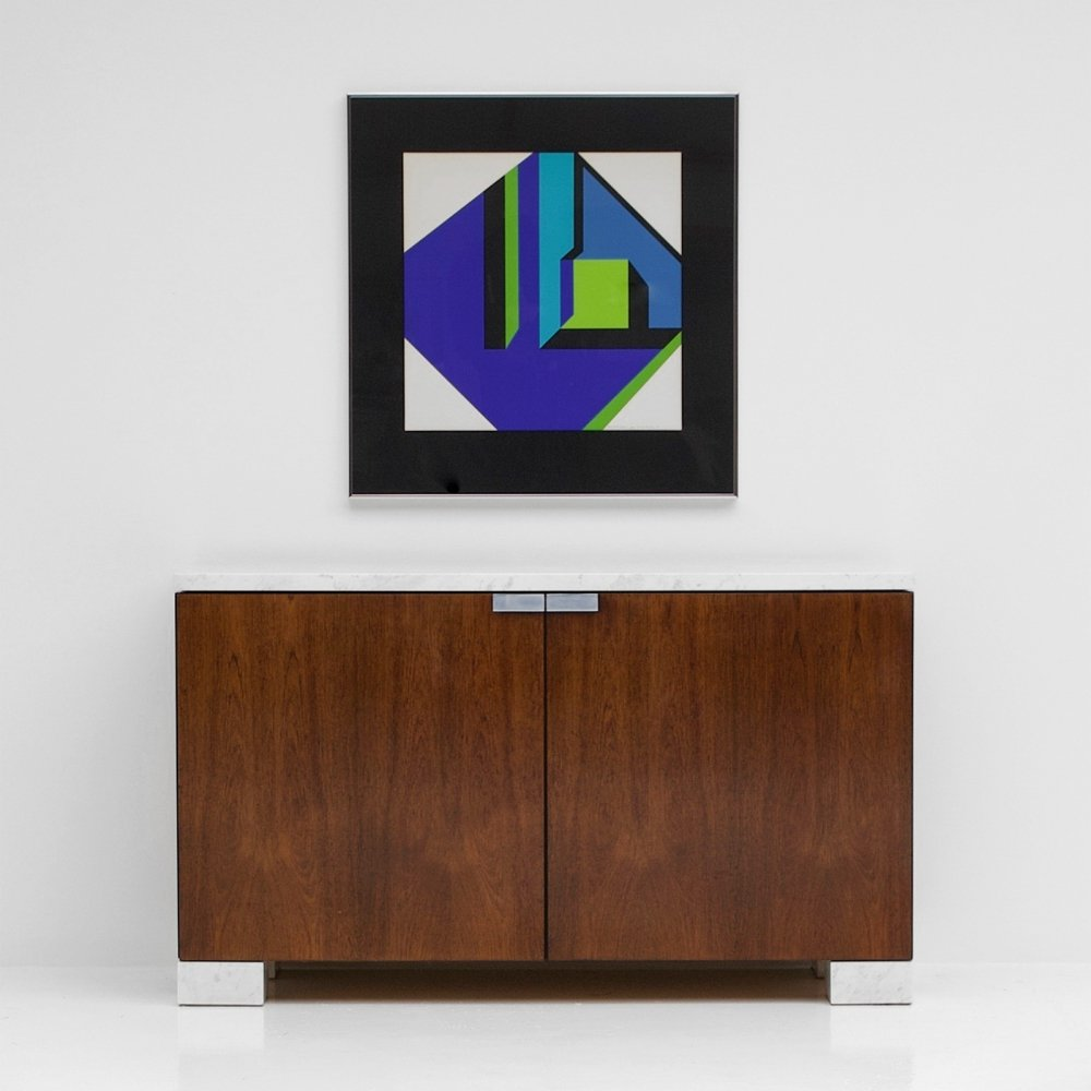 Alfred Hendrickx cabinet, late 70s
