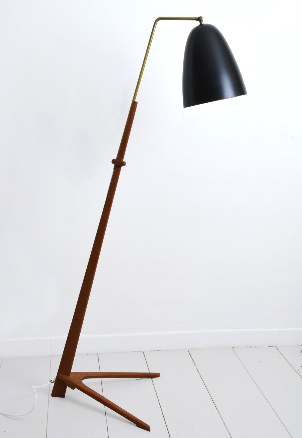 Floor lamp by Nigel Walters for Hagoort Lighting, 1950s