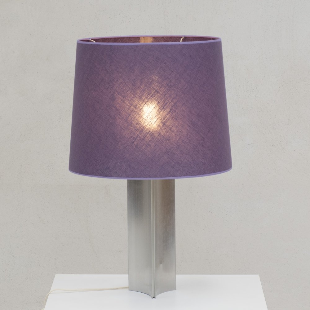 Extra large table lamp by Raak, The Netherlands 1970