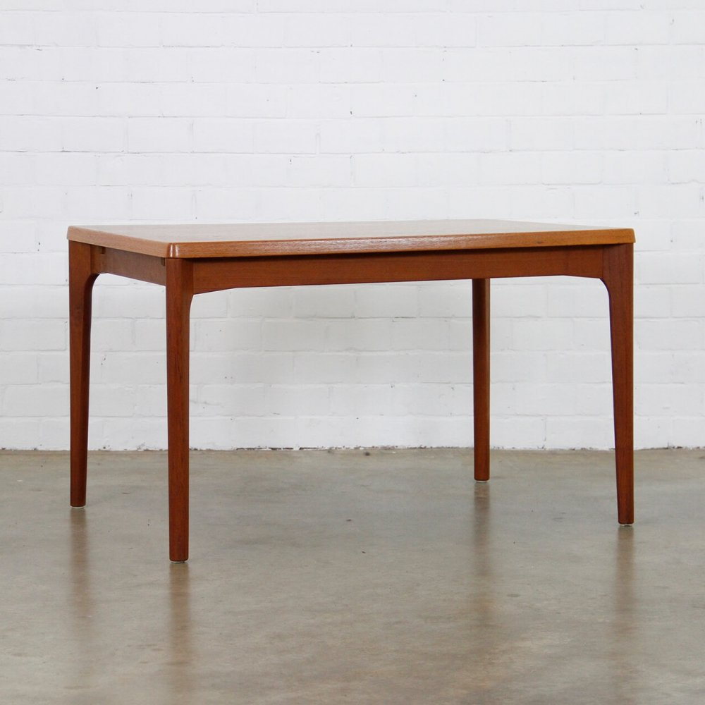 Dining table by Henning Kjærnulf for Vejle Stolefabrik, 1960s