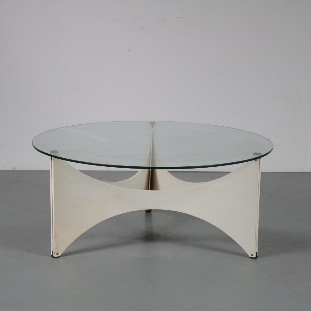 TZ75 Coffee Table by Werner Blaser for