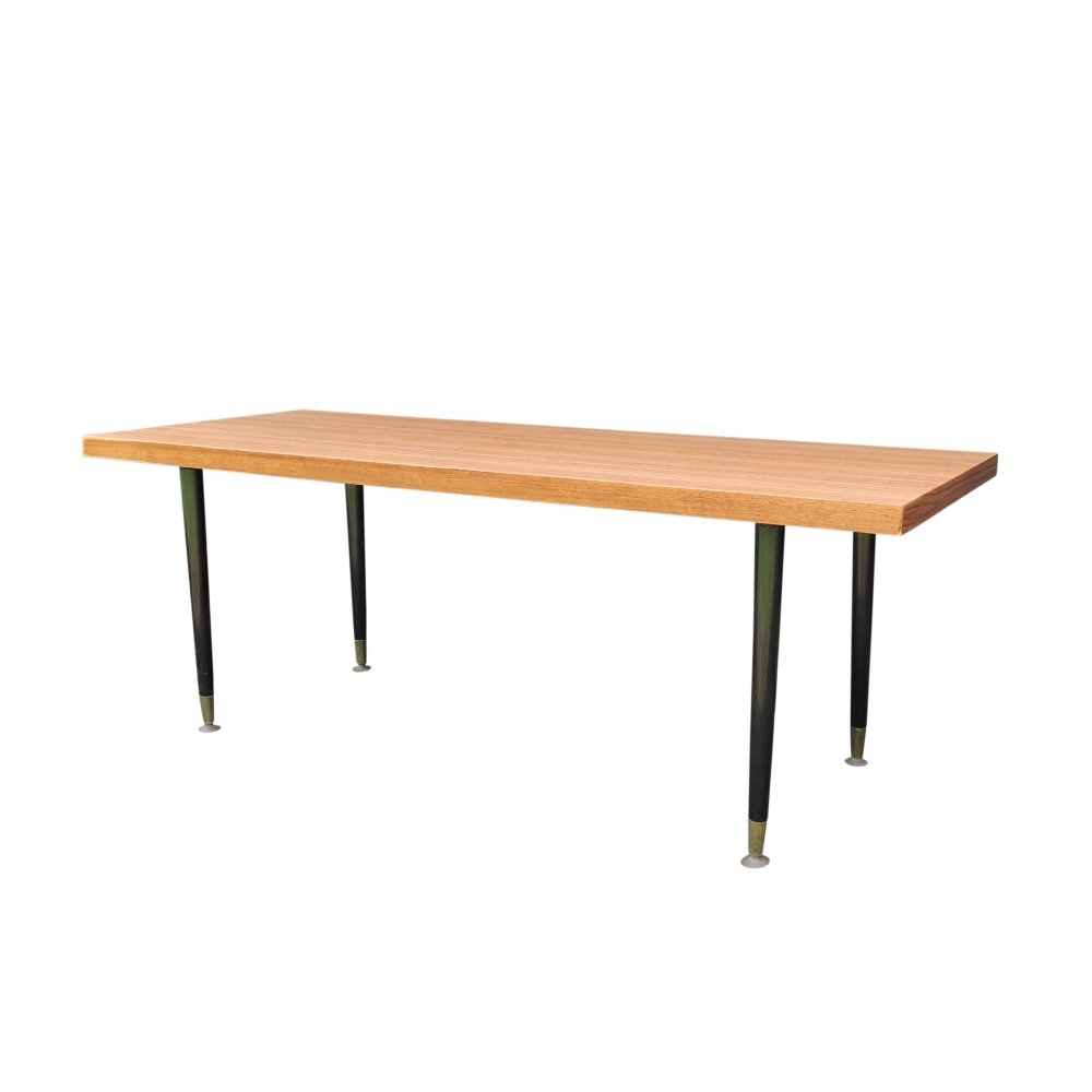 Zebrano Top Coffee Table by Meredew, 1960s