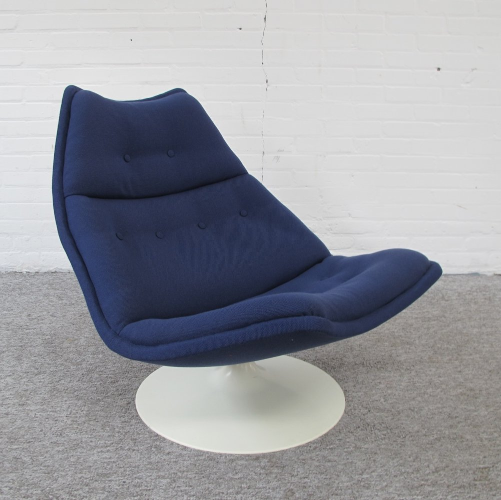 F511 lounge chair by Geoffrey Harcourt for Artifort, 1960s