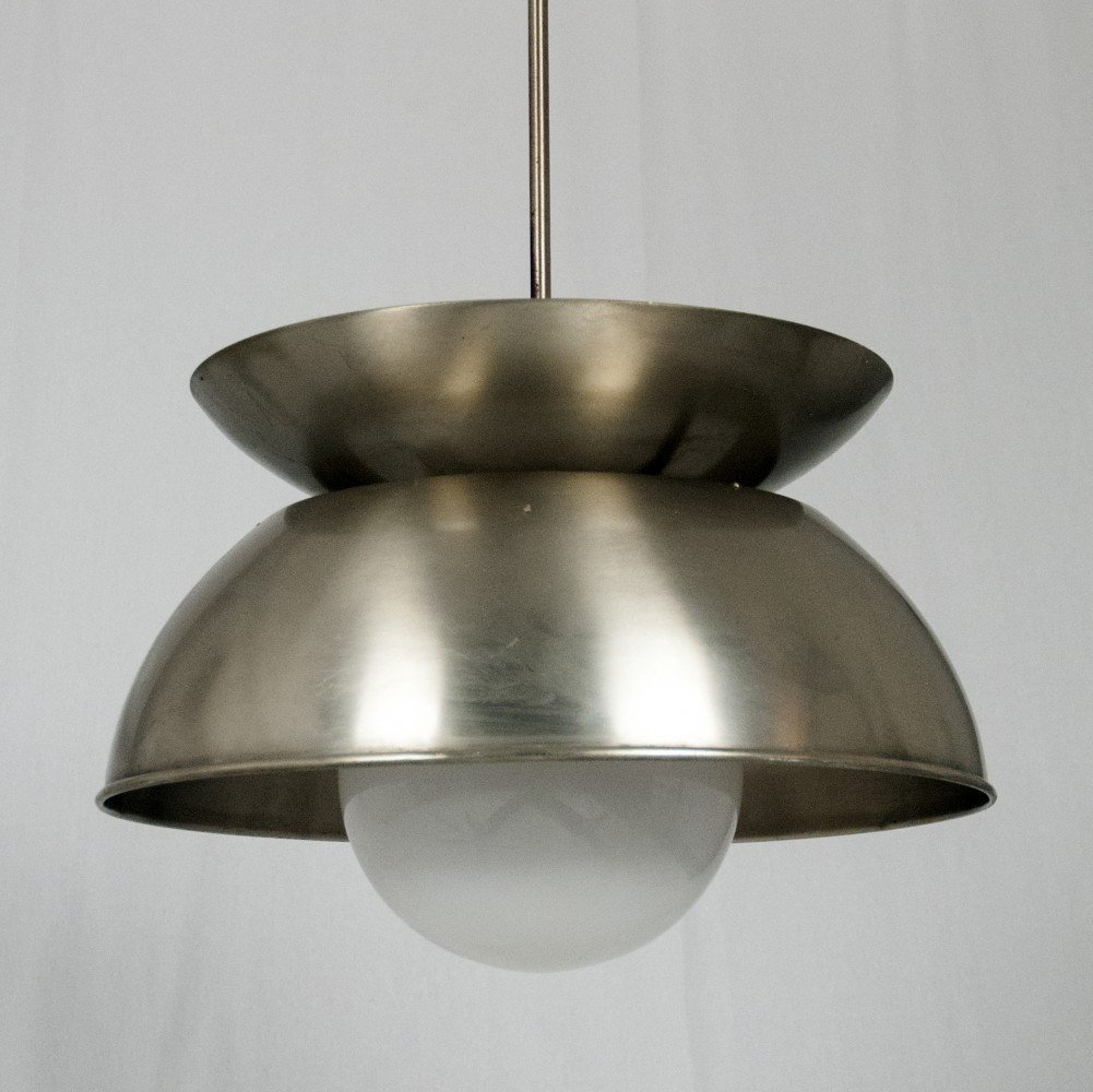 Cetra pendant light by Vico Magistretti for Artemide, 1964