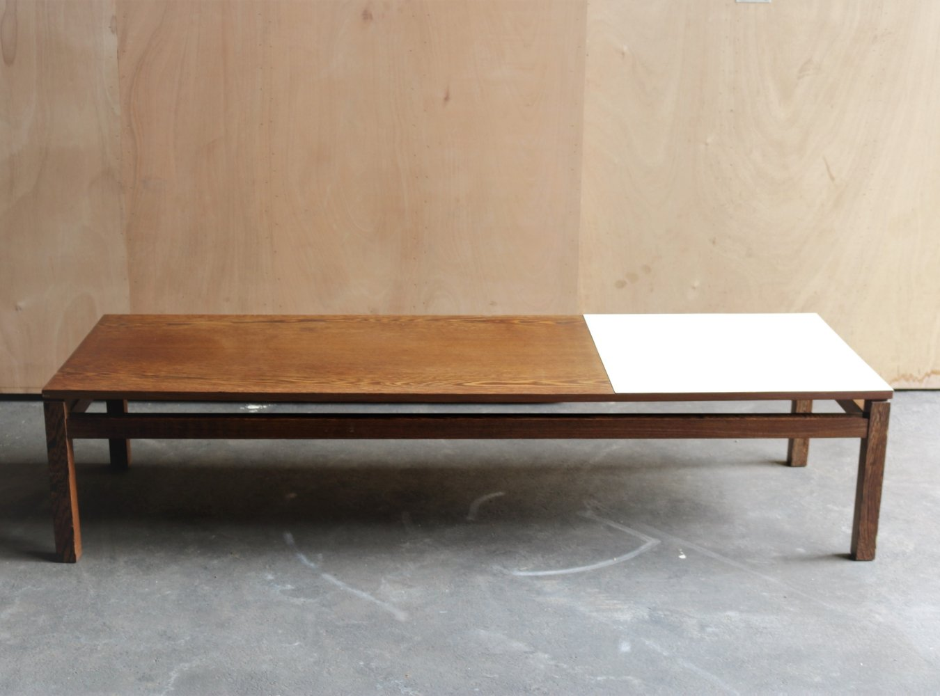 Tz03 coffee table by Kho Liang Ie for Spectrum, 1960s