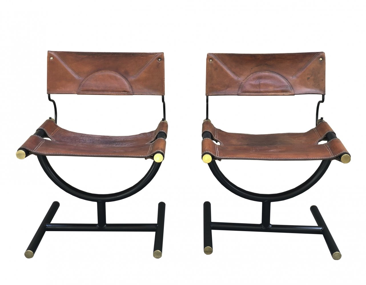 Set of 2 Armchairs by Afra & Tobia Scarpa, 1937 / 1935