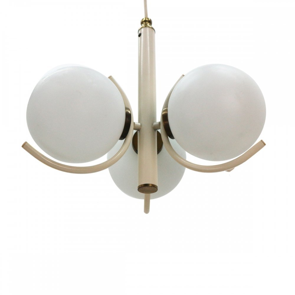 Space Age Pendant Lamp by Richard Essig, 1960s