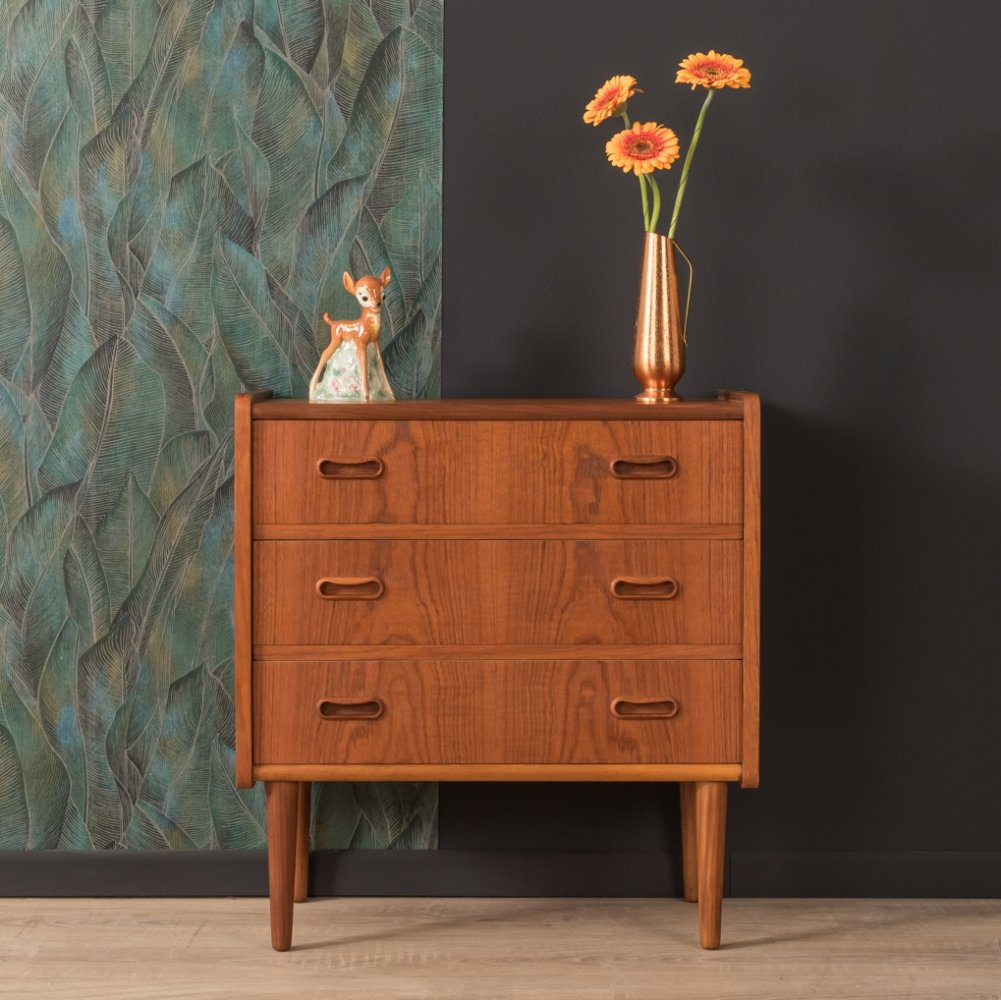 Chest of drawers by Dyrlund, Denmark 1960s