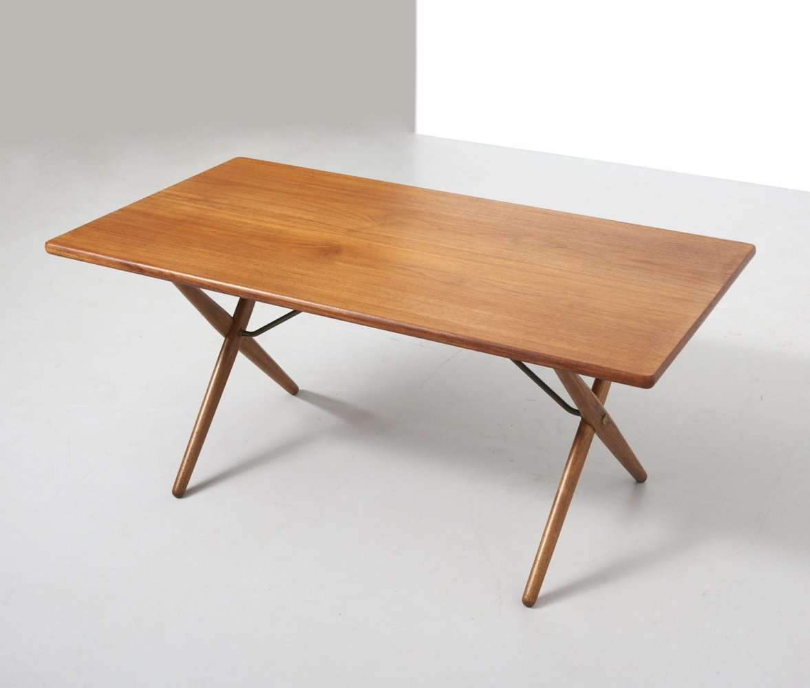 AT 303 dining table by Hans Wegner for Andreas Tuck, 1960s