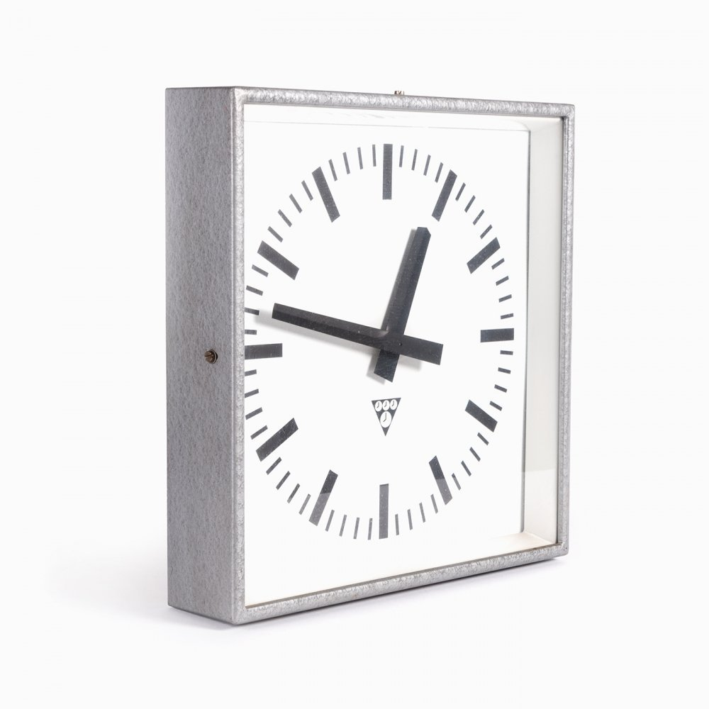 3 x C301 clock by Pragotron, 1970s