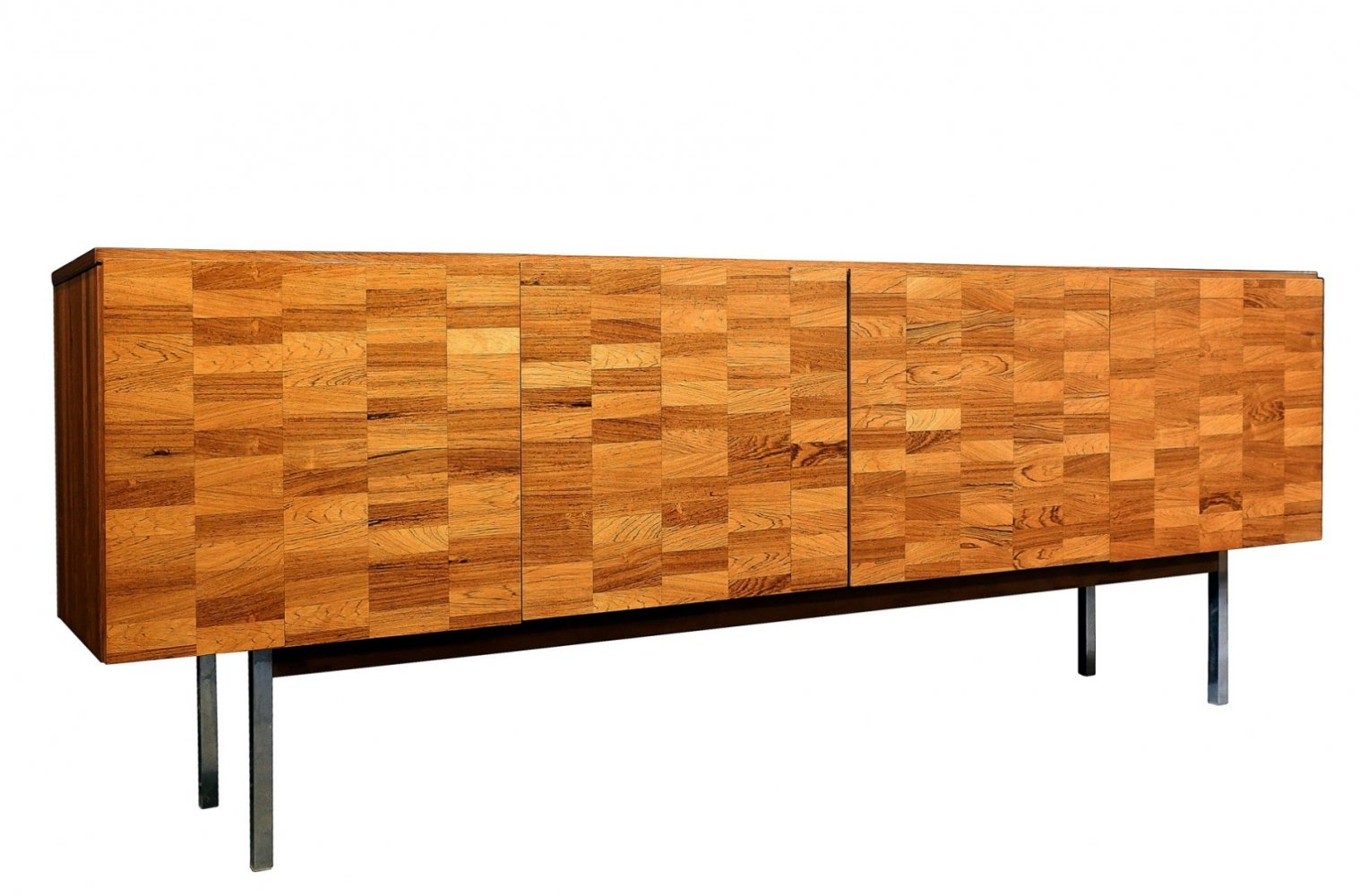 Marquetry Sideboard, 1970s