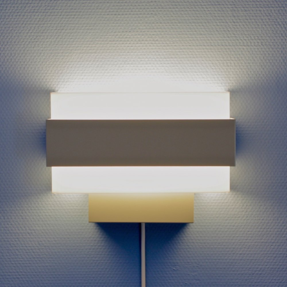 Dutch wall lamp by Philips, 1970s