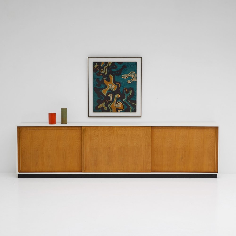 Build on request sideboard in one piece, 1960s