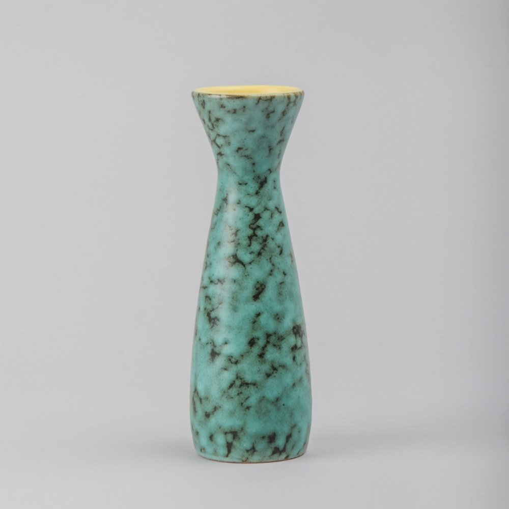 Small Fat Lava Vase by West Germany, 1970s