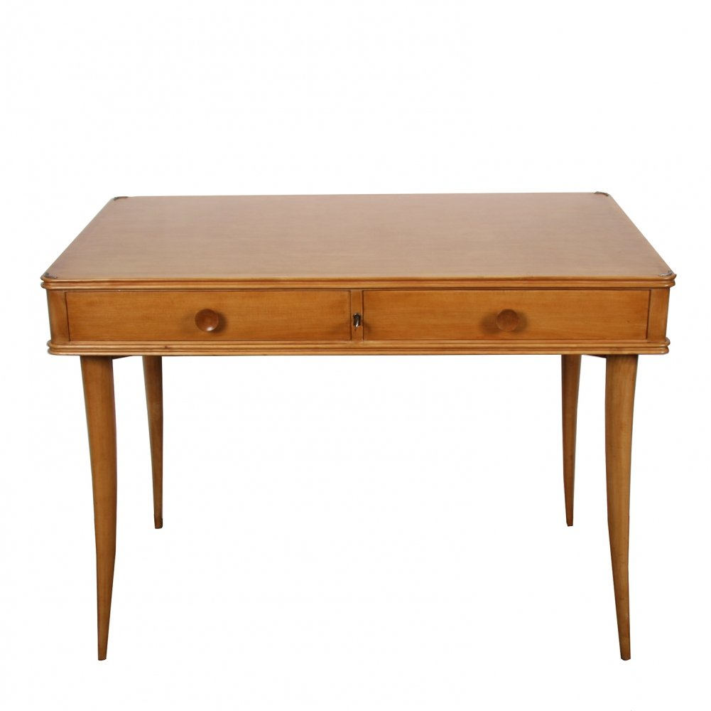 Sycamore Writing Table by Alberto Issel