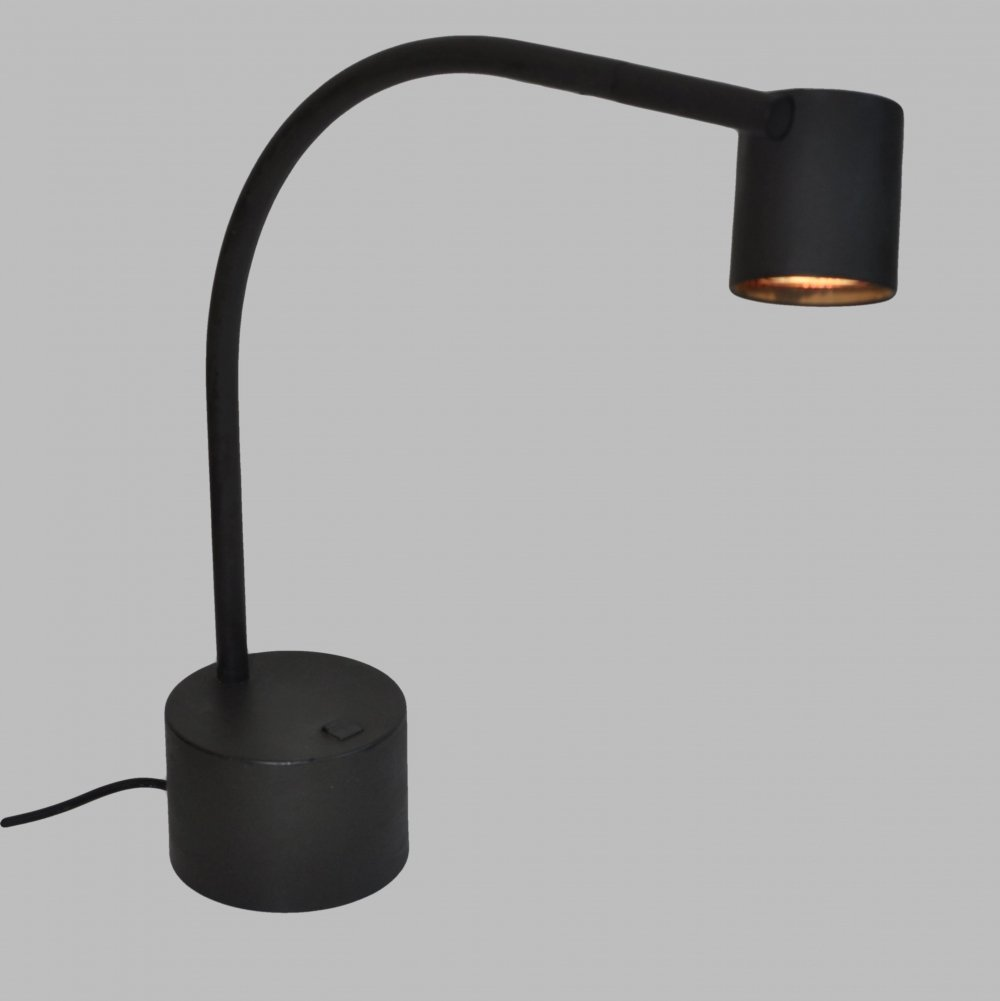 Halo-Click 2 desk lamp by Sottsass Associati for Philips, 1980s