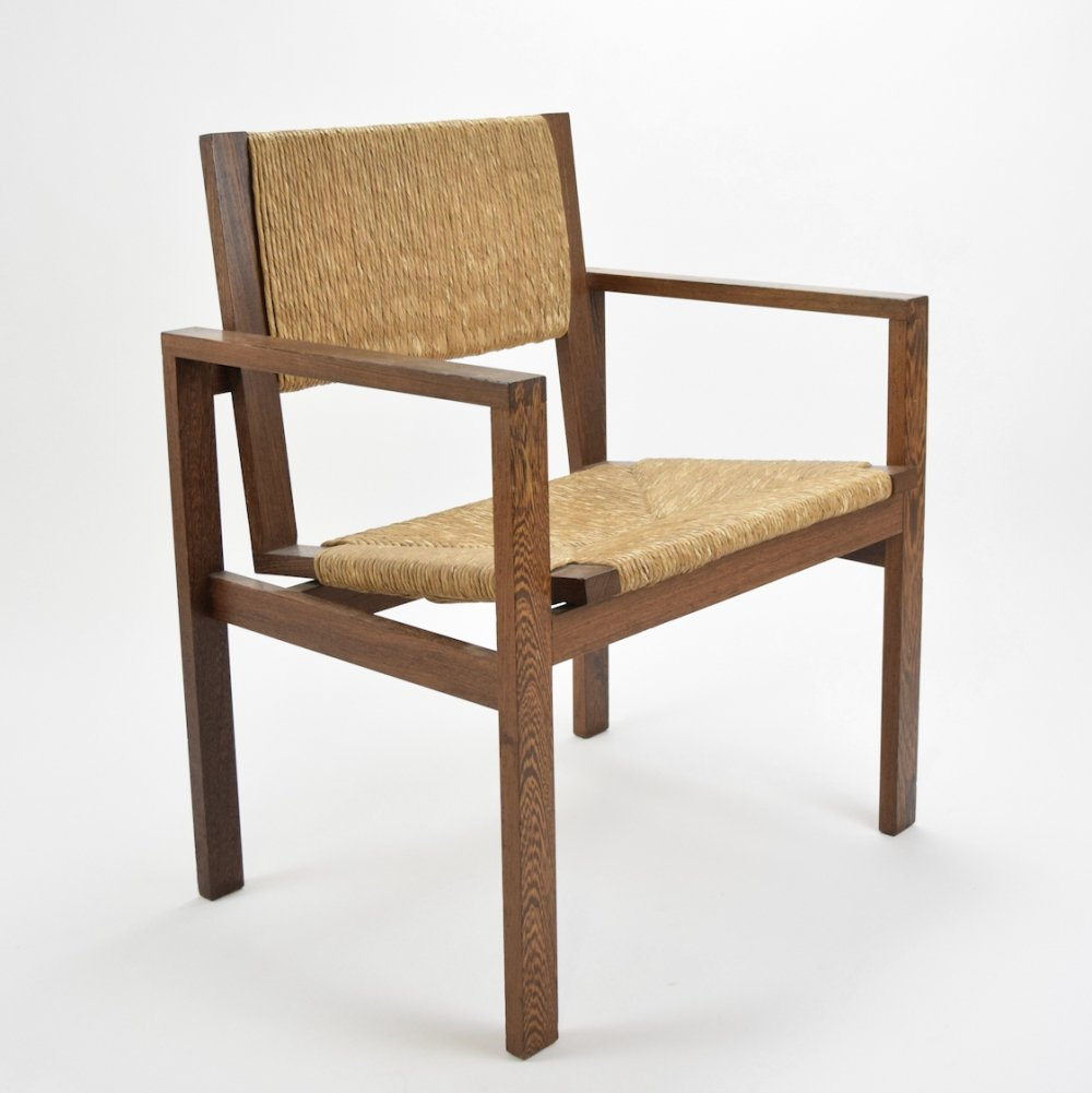 Rare armchair by Hein Stolle for