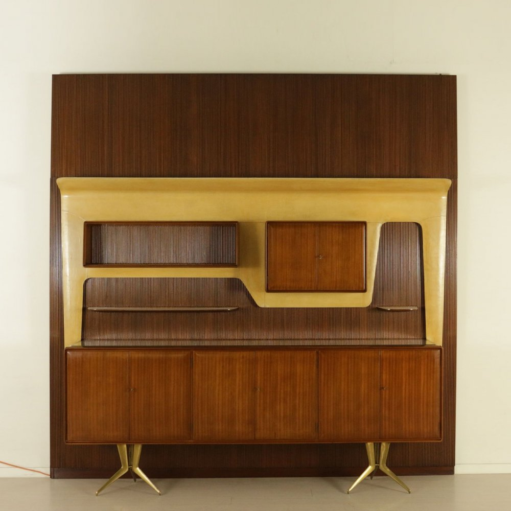 1950s Vintage Wall Furniture by Gambarelli