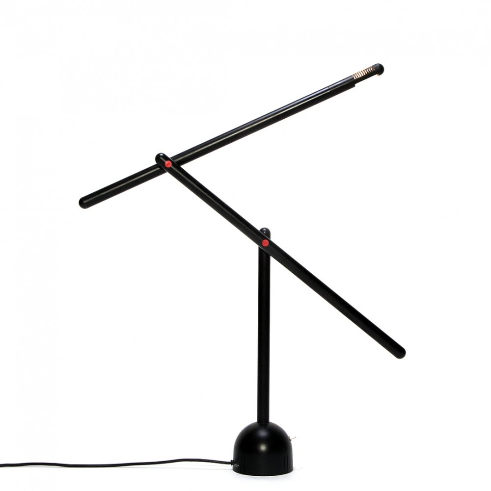 Mario Arnaboldi Mira table lamp by Programmaluce, 1983