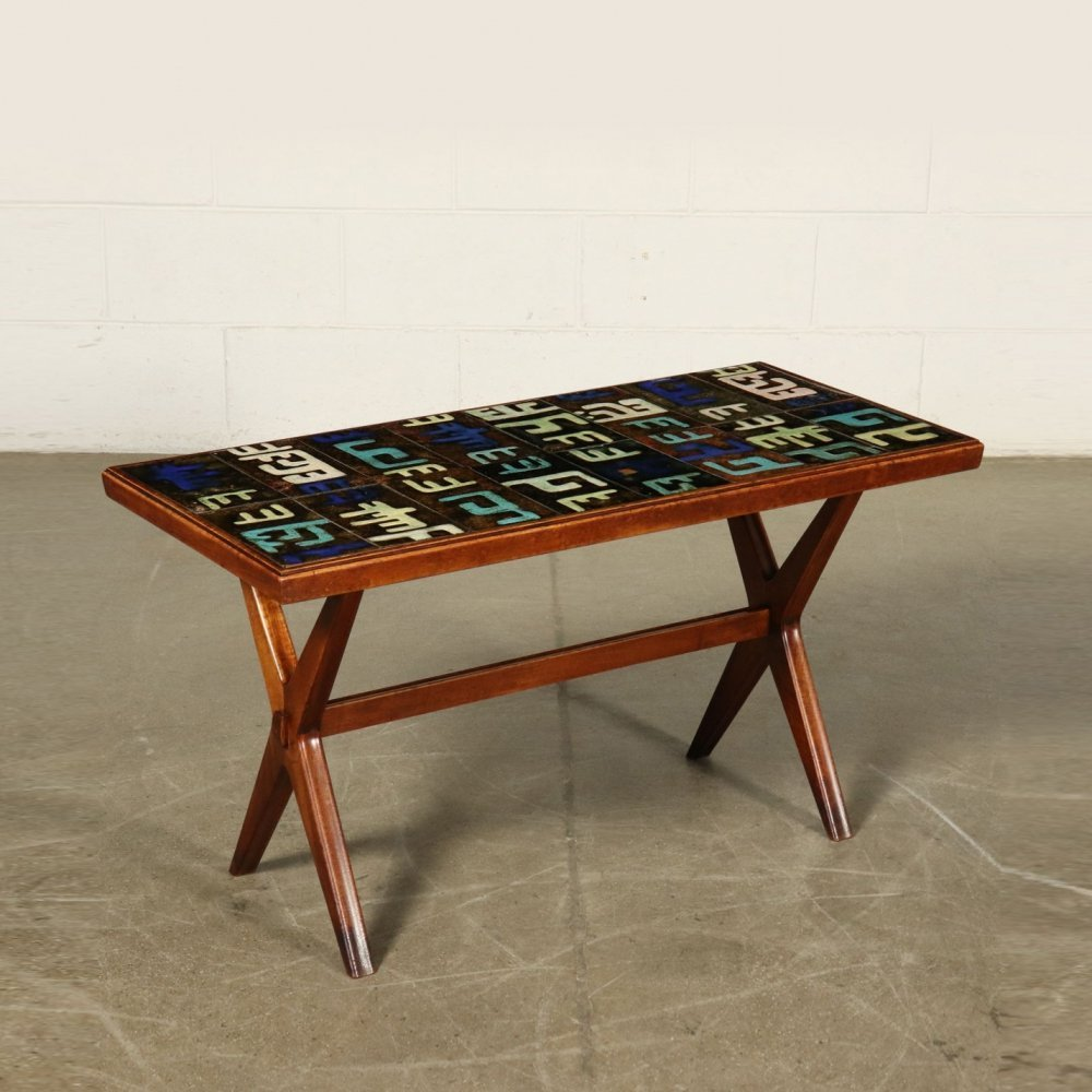 1950s Vintage Coffee Table
