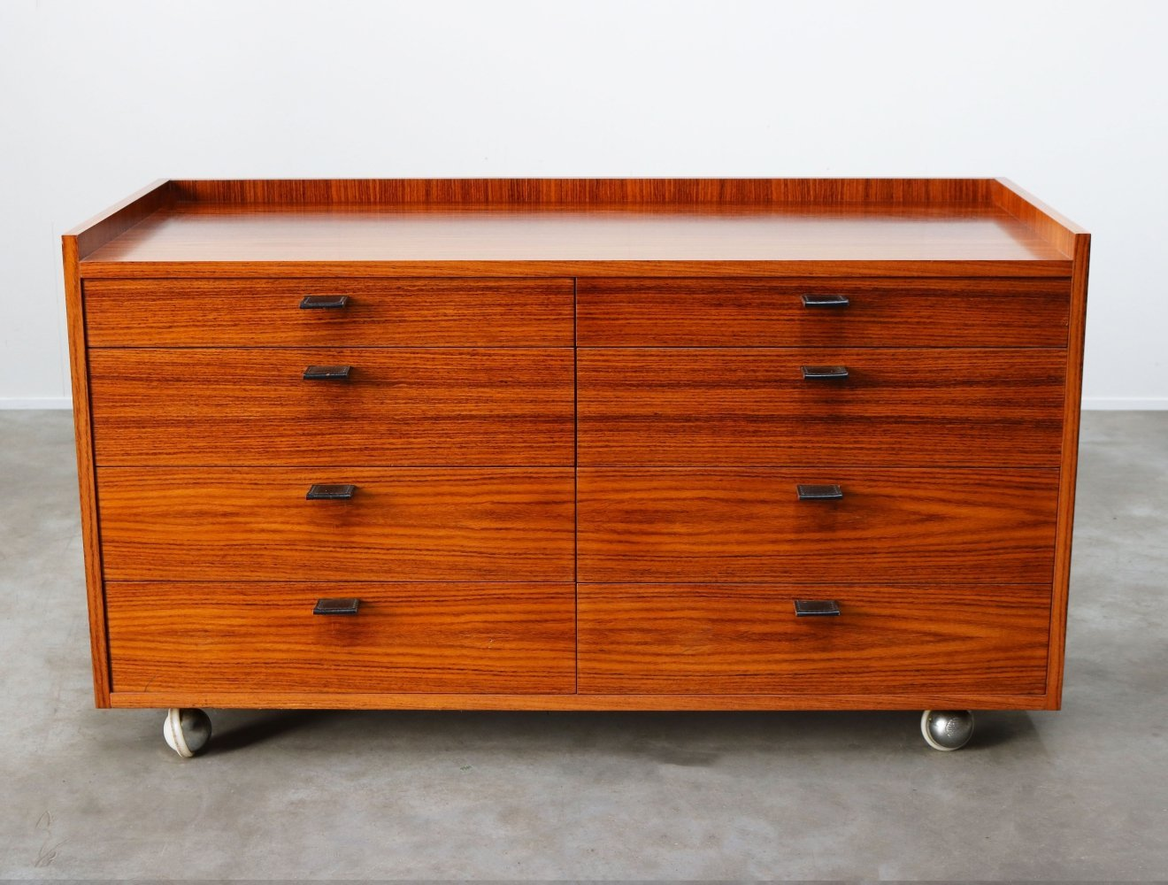 Chest of Drawers in rosewood by Florence Knoll for De Coene / Knoll, 1950s