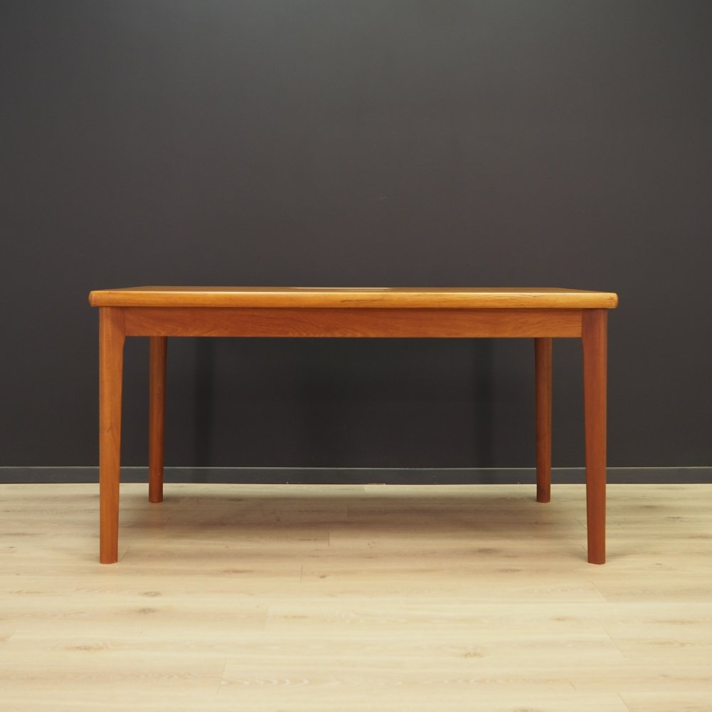 Grete Jalk dining table, 1960s