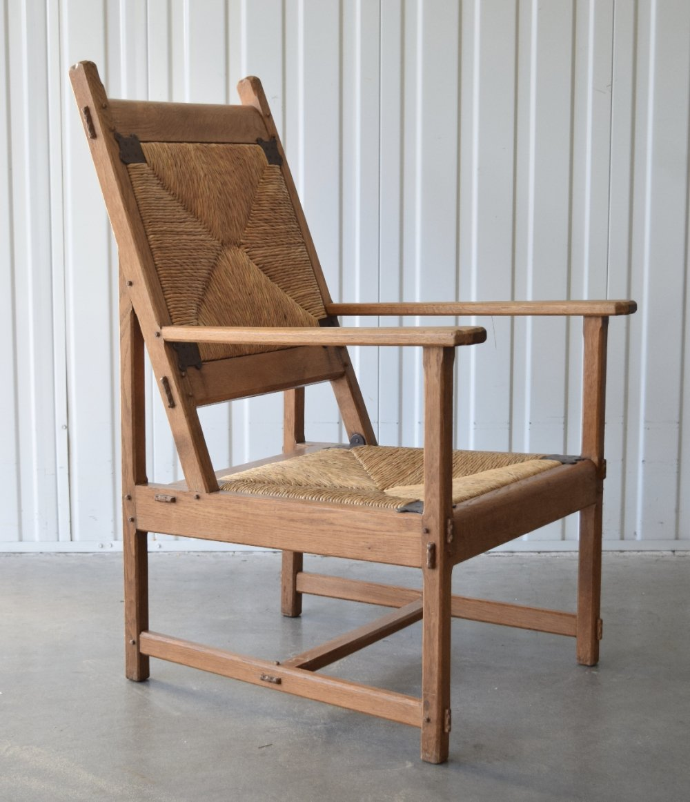 Traditionalist chair by Architect A.J.Kropholler (1881-1973)