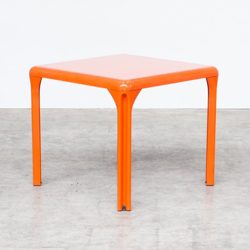 Vico Magistretti dining table for Artemide, 1960s