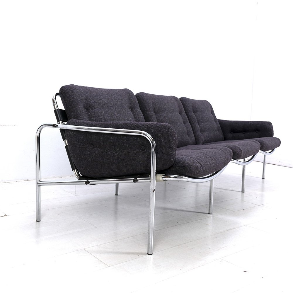 Osaka 3 seater by Martin Visser for Spectrum, 1950s
